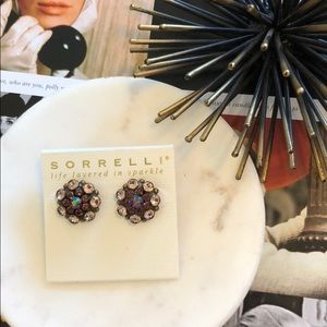 💰 SALE Sorrelli Sundance Floral Cluster Earrings
